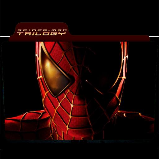 Sam Raimi's Spider Man Trilogy Folder Icon