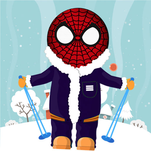 Spider Ski For Spiderman