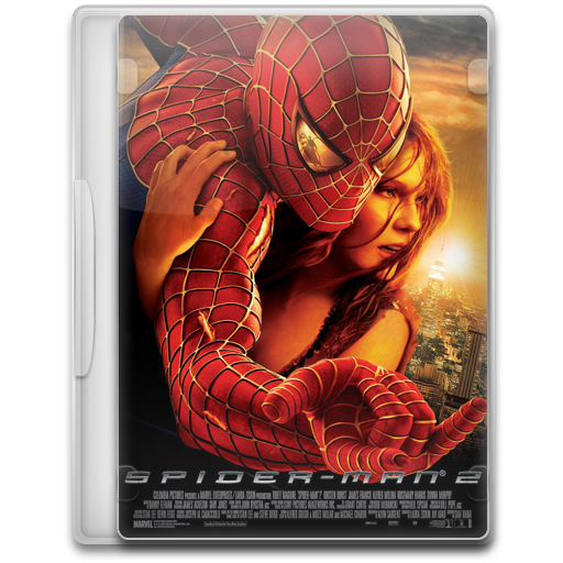 Covers, Cover, Spider, Man, Movie Icon Free Of Movie Mega Pack