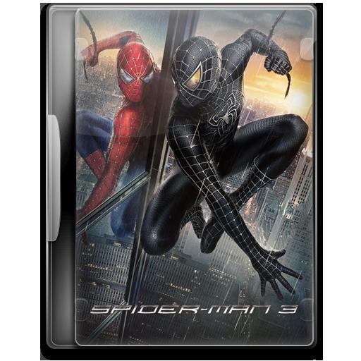 Spider Man Icon Movie Mega Pack Iconset