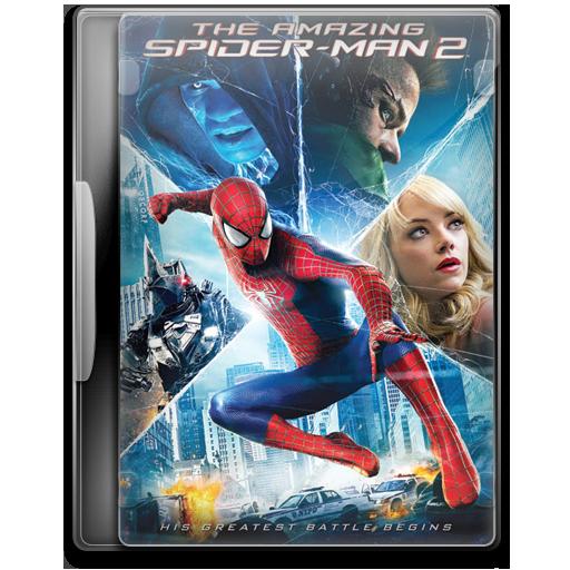 The Amazing Spider Man Icon Movie Mega Pack Iconset