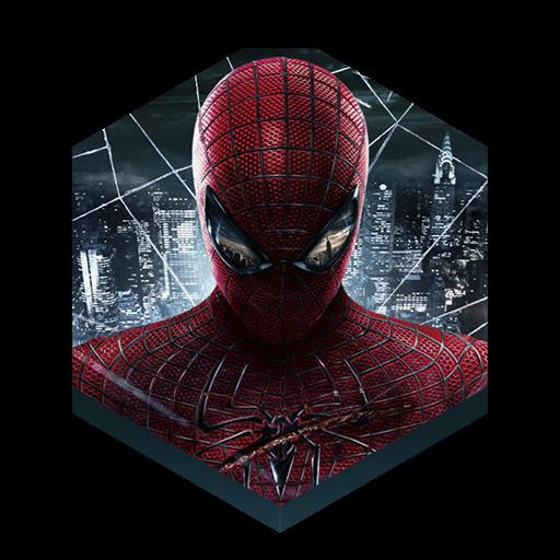 Spider, Man, Amazing Icon