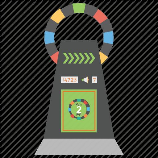 Arcade Game, Magic Wheel, Progressive Wheel, Sega Arcade, Spinning