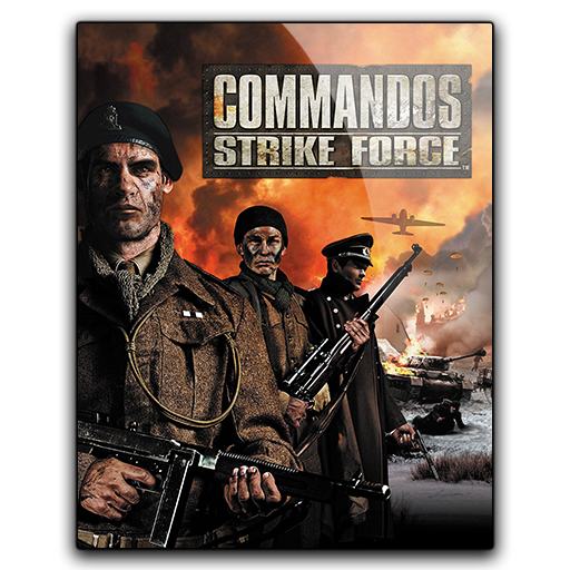 Icon Commandos Strike Force
