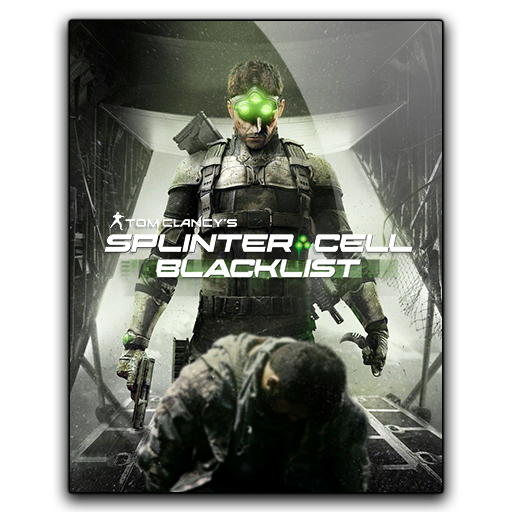 Icon Tom Clancy's Splinter Cell Blacklist