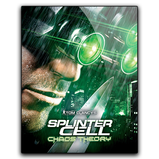 Icon Tom Clancy's Splinter Cell Chaos Theory