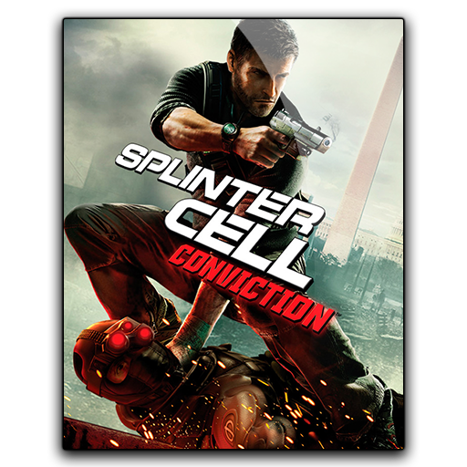 Icon Tom Clancy's Splinter Cell Conviction