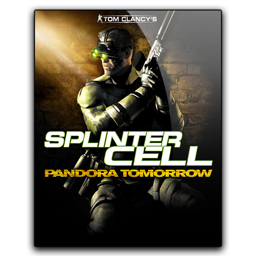 Icon Tom Clancy's Splinter Cell Pandora Tomorrow