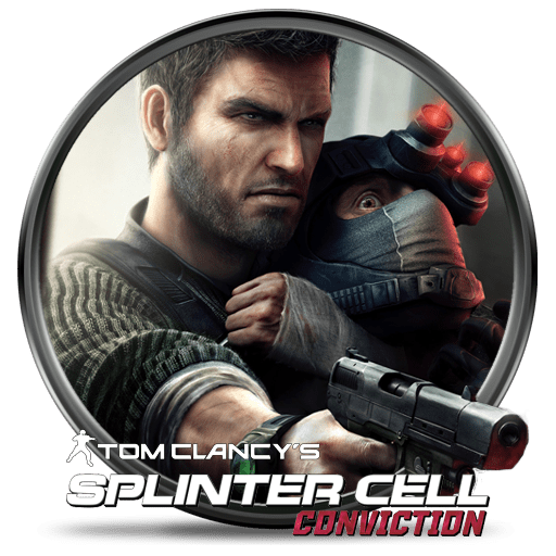 Splinter Cell Conviction Icon