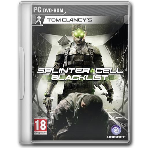 Tom Clancy's Splinter Cell Blacklist Icon