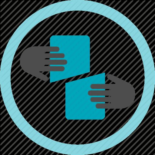 Bill, Check, Divide, Network, Share, Sharing, Split Icon