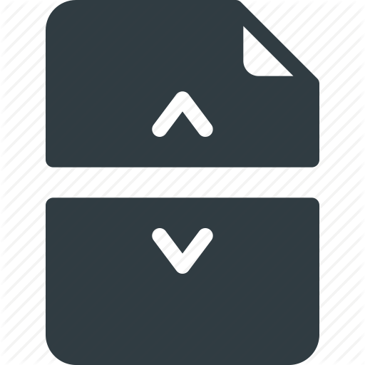 Devide, Documen, File, Paper, Split Icon