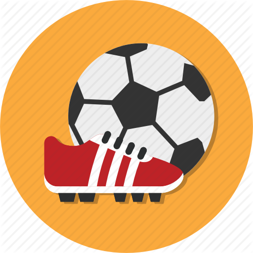 Circle, Football, Games, General, Play, Soccer, Sport Icon