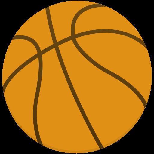 Sport Basketball Icon Flatastic Iconset Custom Icon Design