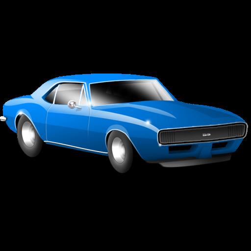 Camaro, Sports Car, Car Icon