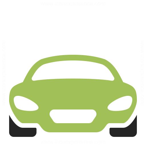 Car Sports Icon Iconexperience