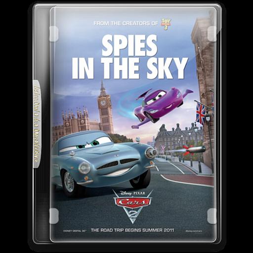 Cars Icon English Movies Iconset Danzakuduro