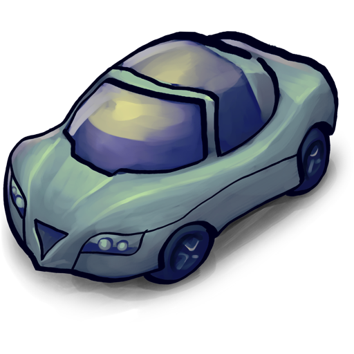 Cool Sports Car Icon Free Search Download As Png