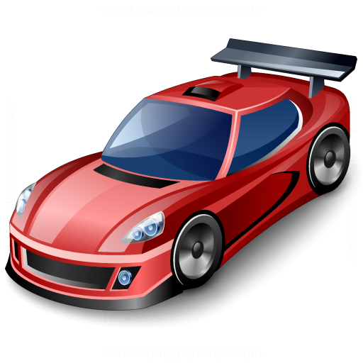 Iconexperience V Collection Sports Car Icon