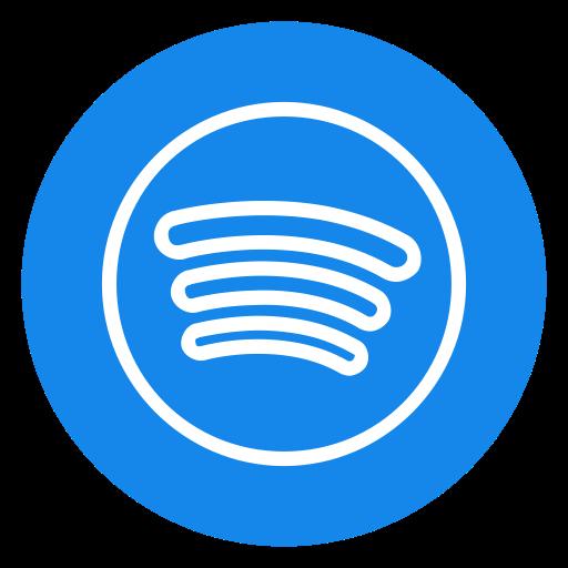 Spotify Icon, Music, Audio, Audio Streaming Icon