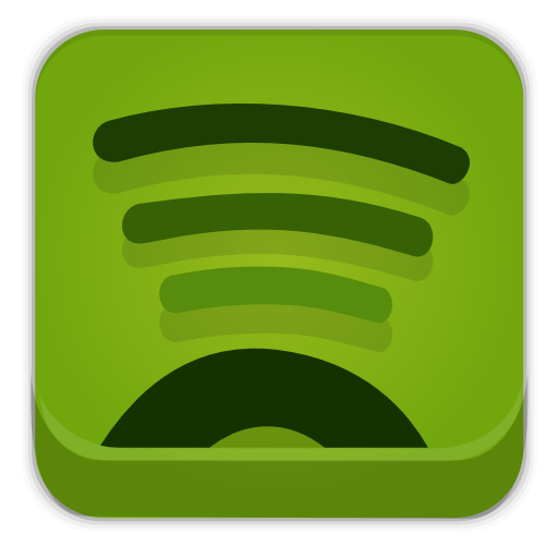 Spotify Vector App Transparent Png Clipart Free Download