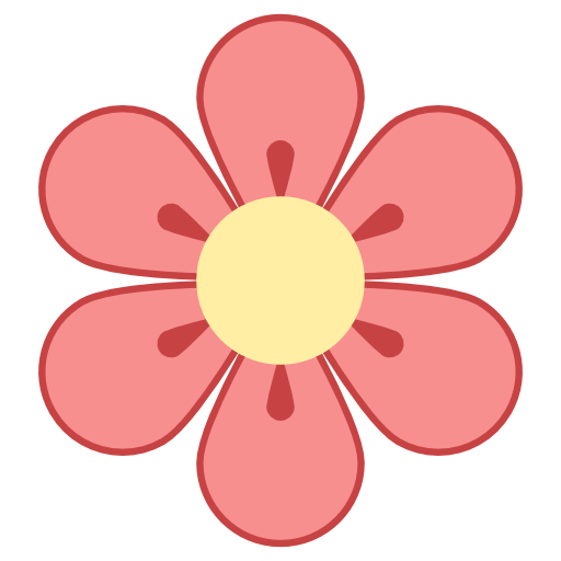Spring, Flower, Nature Icon Free Of Responsive Office Icons