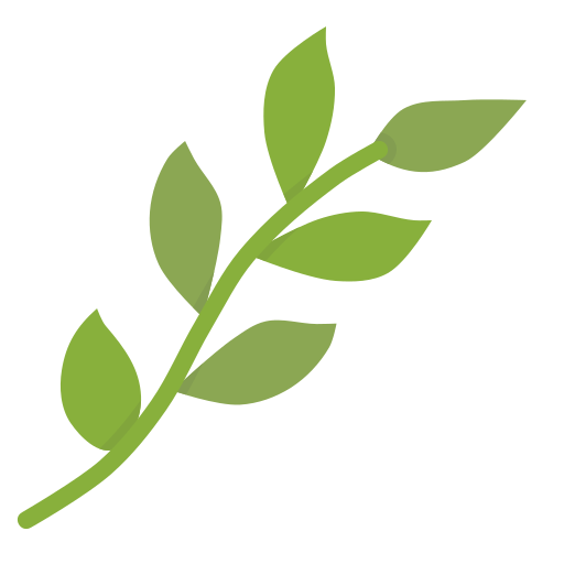 Branch, Leaf, Spring, Easter, Nature, Ecology, Green Icon Free