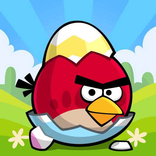 Angry Birds Seasons Brings Levels Full Of Spring