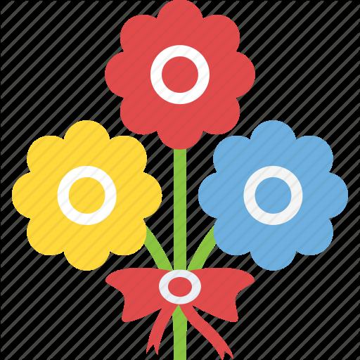 Flower Bouquet, Natural Beauty, Nature Gift, Seasonal Flowers