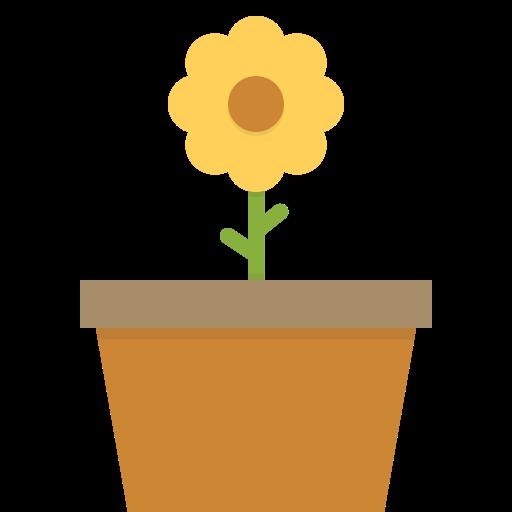 Sunflower, Flower, Spring, Blossom, Gardening, Ecology, Pot
