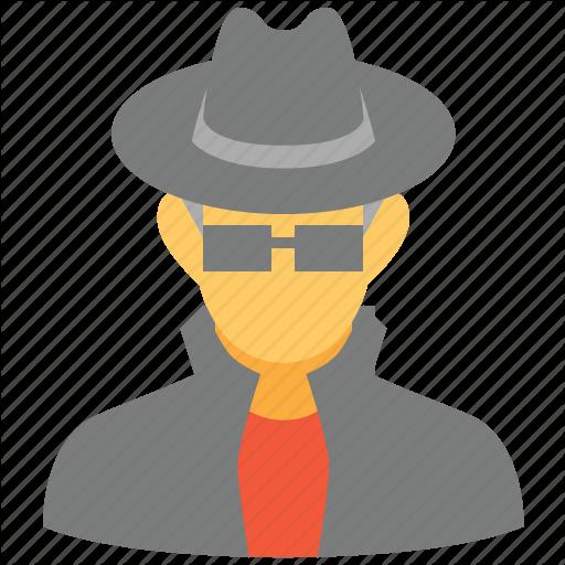 Agent, Cia, Fbi, Hacker, Killer, Profile, Spy Icon