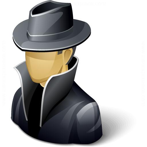 Iconexperience V Collection Spy Icon