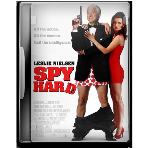 Spy Hard Icon Movie Mega Pack Iconset