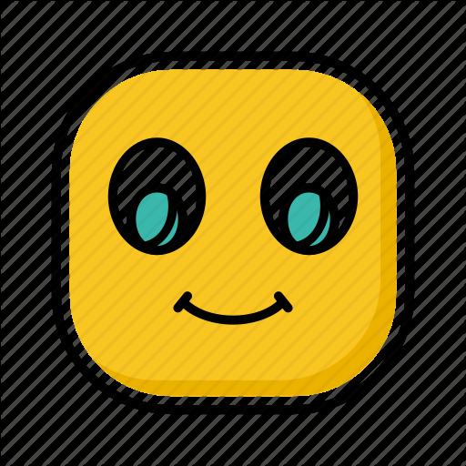 Cute, Emoji, Emotion, Expression, Face Icon