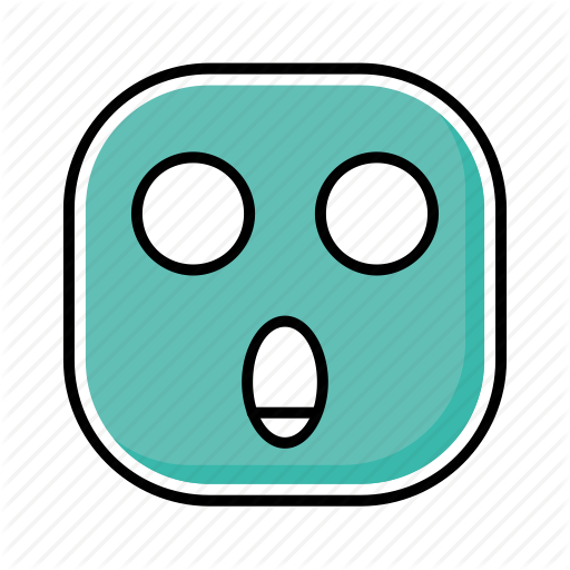 Emoji, Emotion, Expression, Face, No Icon