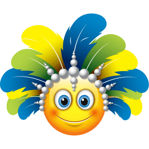 Brazilian Smiley Emojis Smiley Emoji, Clipart Smiley, Funny