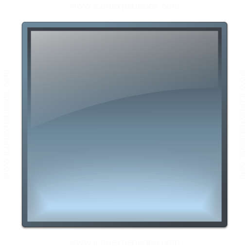 Iconexperience V Collection Shape Square Icon