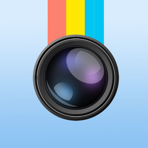 Instant Camera Photo Frame Editor