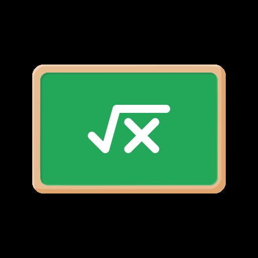 Formula, Hand Drawn, Square Root, X, Writing, Hand Drawn, Y
