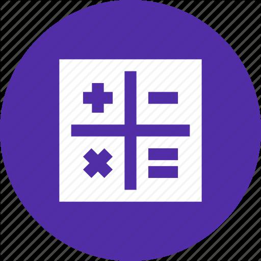 App, Calculate, Calculator, Device, Math Icon