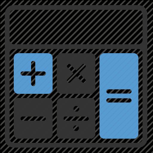Banking, Budget, Calc, Calculation, Calculator, Estimates, Math Icon