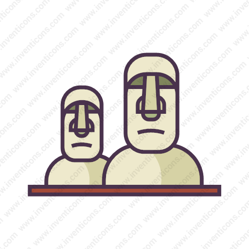 Download Moai Icon Inventicons