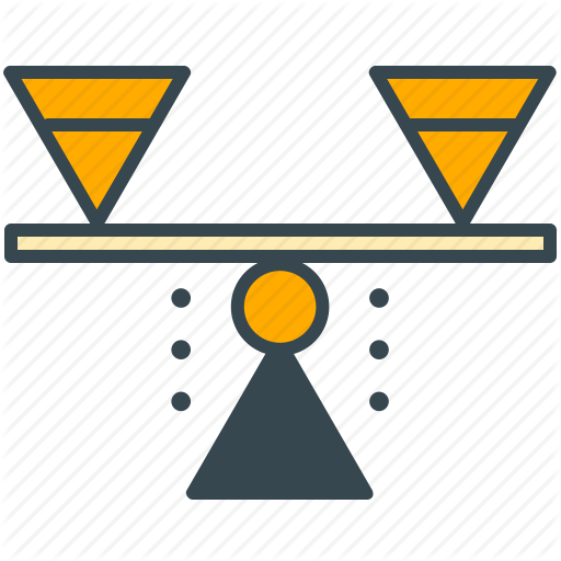 Balance, Business, Office, Scale, Stability Icon