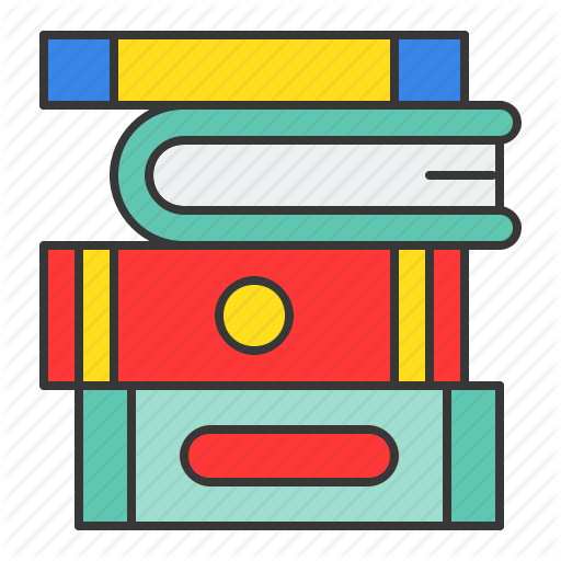 Book, Books, Education, Learning, School, Stack Of Books, Study Icon