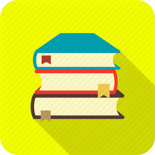 Books, School, Stack Of Books, Study Icon