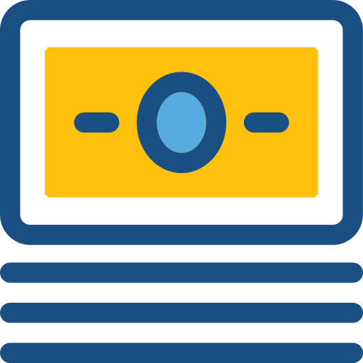 Money Stack Png Icon