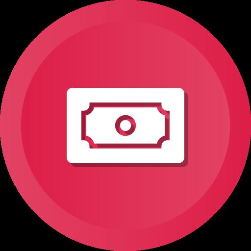Dollar, Earnings, Money, Profit, Savings, Stack, Cash Icon Free