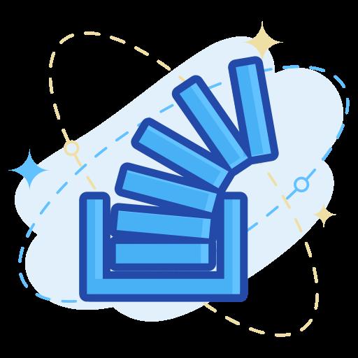 Media, Social, Stackoverflow Icon