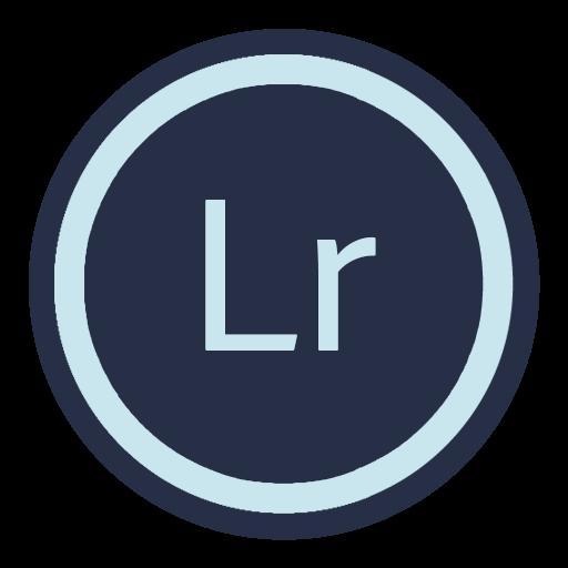 App Adobe Lightroom Icon The Circle Iconset Xenatt