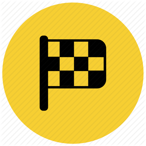 Flag, Race Flag, Racing Flag, Sports Flag Icon